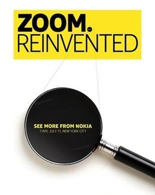 Nokia ส่งบัตรเชิญสื่อเข้าร่วมงานเปิดตัว Zoom Reinvented คาดเป็น Nokia EOS
