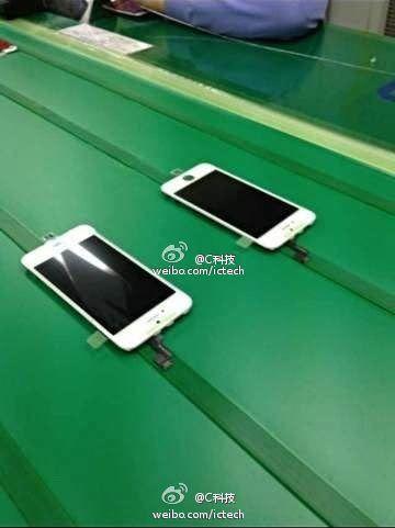 ภาพหลุดอีกครั้ง พบจอ iPhone 5S เริ่มเข้าสู่สายพานการผลิตแล้ว