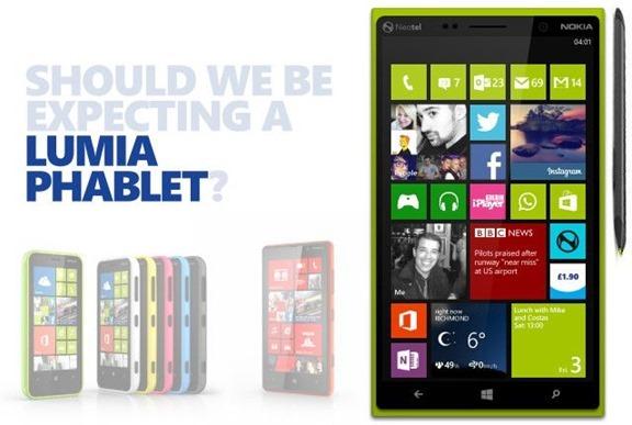Nokia กำลังพัฒนา Lumia หน้าจอขนาด 5.5 นิ้ว พร้อม Lumia เลนส์พิเศษเลือกโฟกัสภาพได้หลังถ่าย