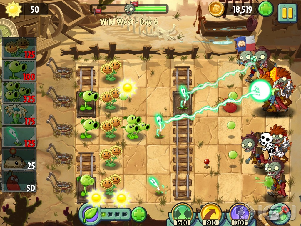 Plants vs. Zombies 2 เตรียมเปิดให้เล่น iOS ก่อนใครในวันที่ 18 กรกฎาคมนี้