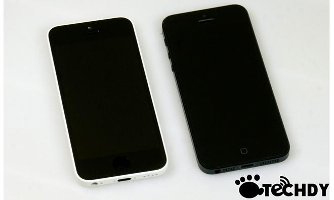 ภาพว่าที่ตัวเครื่อง iPhone ราคาประหยัดหลุดมาอีกแล้ว คาดเป็น mock-up ก่อนสั่งผลิตจริง