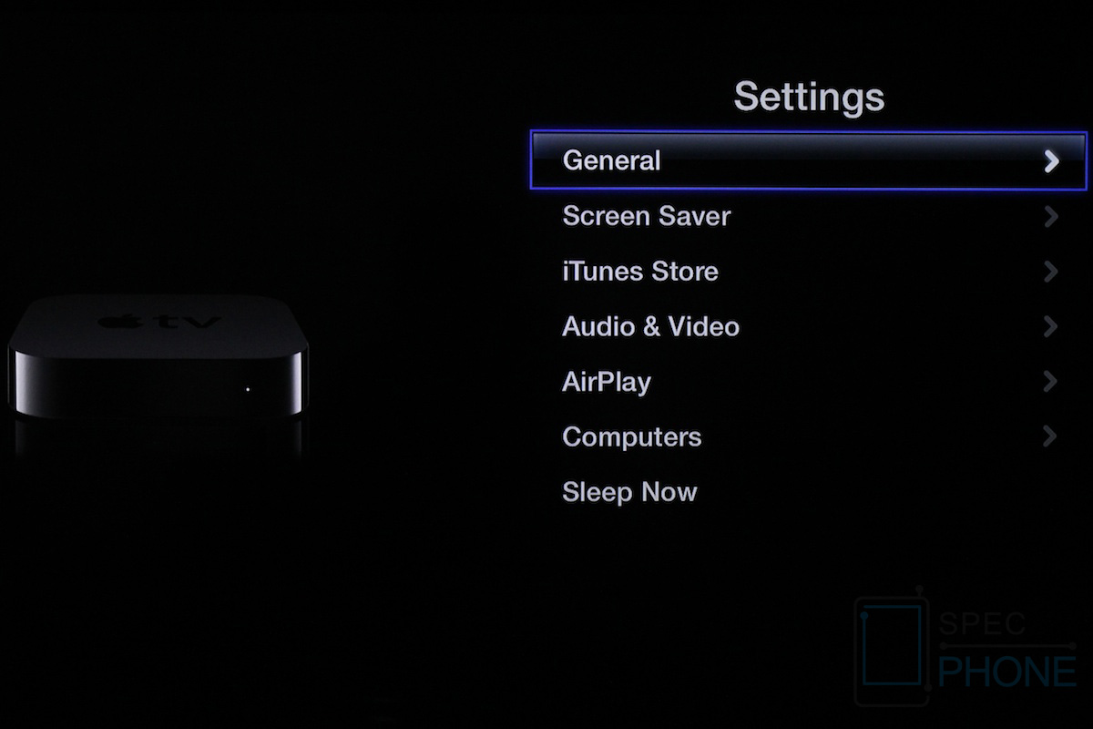 how to turn on home sharing on apple tv 2