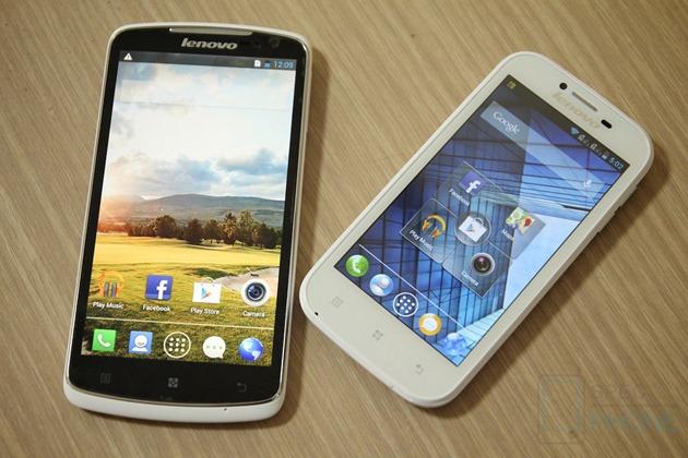 รีวิว Lenovo S920 สมาร์ทโฟนสองซิมจอใหญ่ ดีไซน์บางเฉียบ