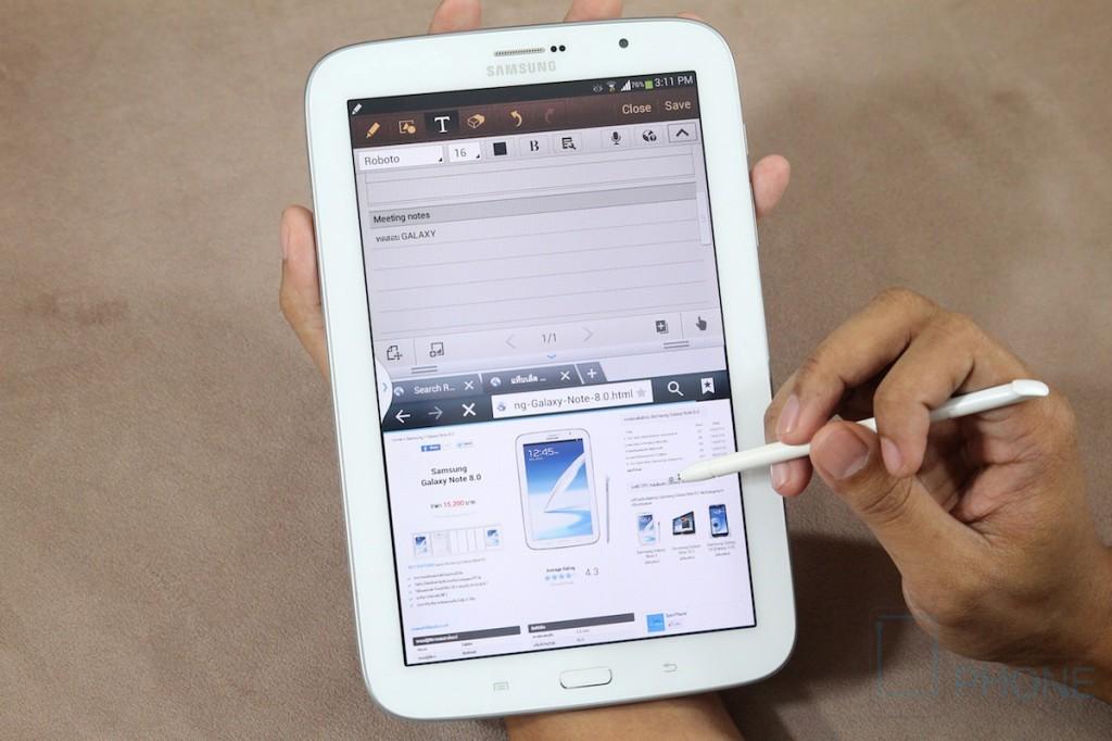 Samsung GALAXY Note 8 Advertorial 2501
