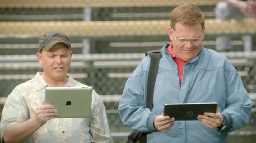 Microsoft ปล่อยโฆษณาจิก Apple โดยเปรียบเทียบระบบ Multitasking ของ Windows 8 กับ iPad
