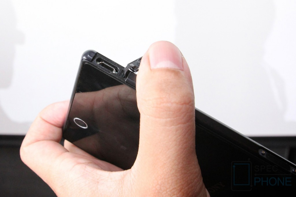 Sony Xperia Z Ultra Hands on Specphone 225