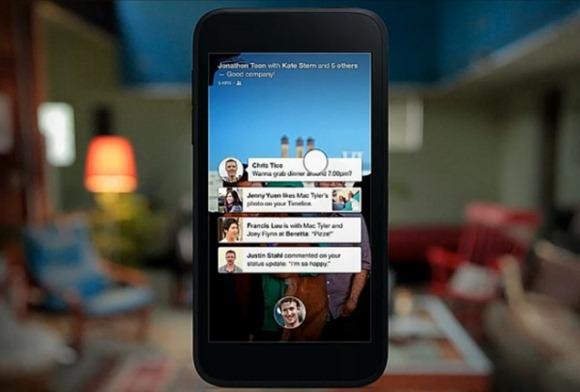 ผู้ผลิตผงะทำมือถือที่ใช้ Facebook Home หลัง HTC First ไปไม่รอด