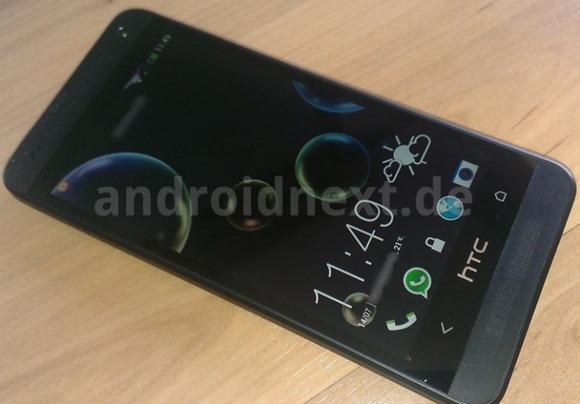 รูปเครื่อง HTC One mini ปรากฏตัวอีกครั้ง วัสดุอาจเป็นพลาสติก ใช้กล้อง Ultrapixel เหมือนรุ่นพี่แน่นอน