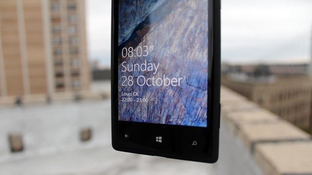 Windows Phone จะมีรุ่นขนาด 6 นิ้วในช่วงต้นปี 2014