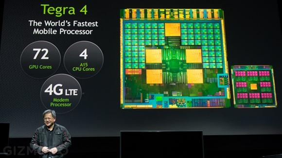 Nvidia ประสบปัญหาในการจำหน่าย Tegra 4 เนื่องจากชิปมีราคาแพงเกินไป