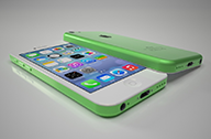 thumb low cost iphone render green