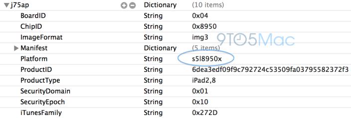 พบโค้ดใน iOS 7 Beta ที่สื่อถึง iPad mini 2 ใช้ชิป A6 หน้าจอไม่ใช่ Retina Display