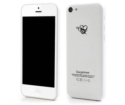 Goophone กลับมาอีกครั้ง พร้อม i5C มือถือก็อปแบบจากภาพหลุด iPhone 5C ในราคาแค่ 3,000 บาท