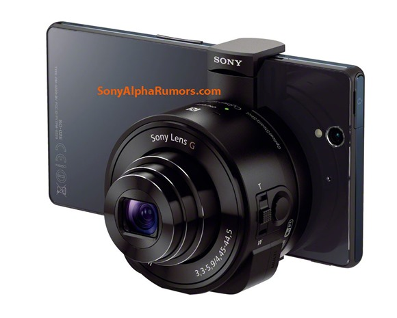 Sony-ExpressOn-interchangeable-lens