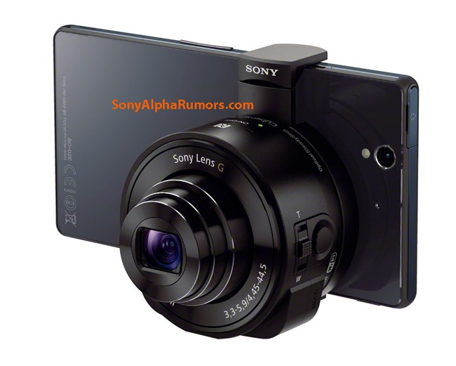 Sonys-interchangeable-lens-for-Android-and-iOS-devices
