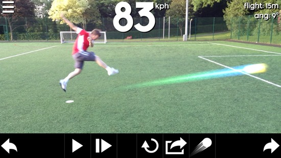 adidas Snapshot Football app_2