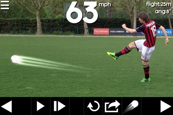 adidas Snapshot Football app_4