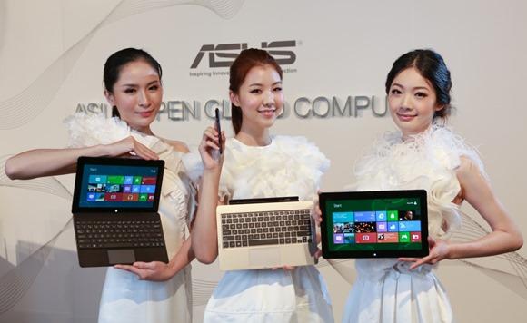 ซีอีโอ Asus ยืนยัน เลิกทำแท็บเล็ต Windows RT แล้วหลังยอดขายไม่กระเตื้อง