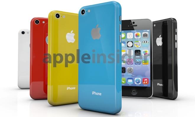 [ลือ] iPhone 5C จะไม่รองรับ Siri คาดลงมาแทน iPhone 4S ด้วยราคาราวๆ 9,000 บาทเท่านั้น