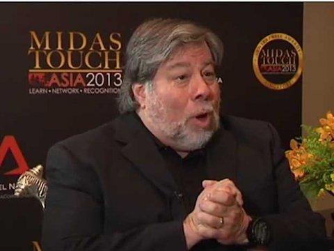 Steve Wozniak เสนอ Apple ควรเร่งทำ iWatch และ iPhone ให้จอใหญ่กว่านี้ได้แล้ว