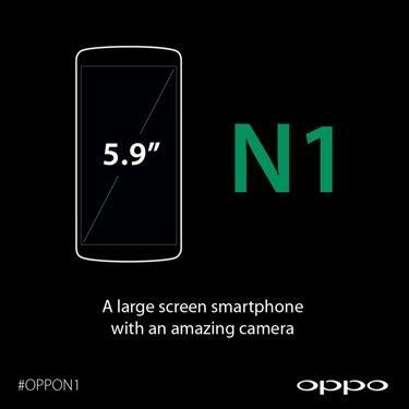 OPPO ยืนยันสเปค N1 มีหน้าจอ 5.9 นิ้ว