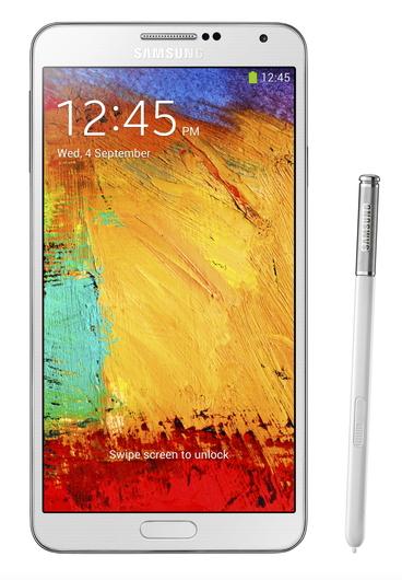 Samsung Galaxy Note 3 เปิดตัวแล้ว จอ 5.7 นิ้ว รองรับ 4G LTE แรม 3 GB