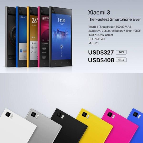 Xiaomi-Mi3-unveiled-top-of-the-line-specs-at-half-the-price