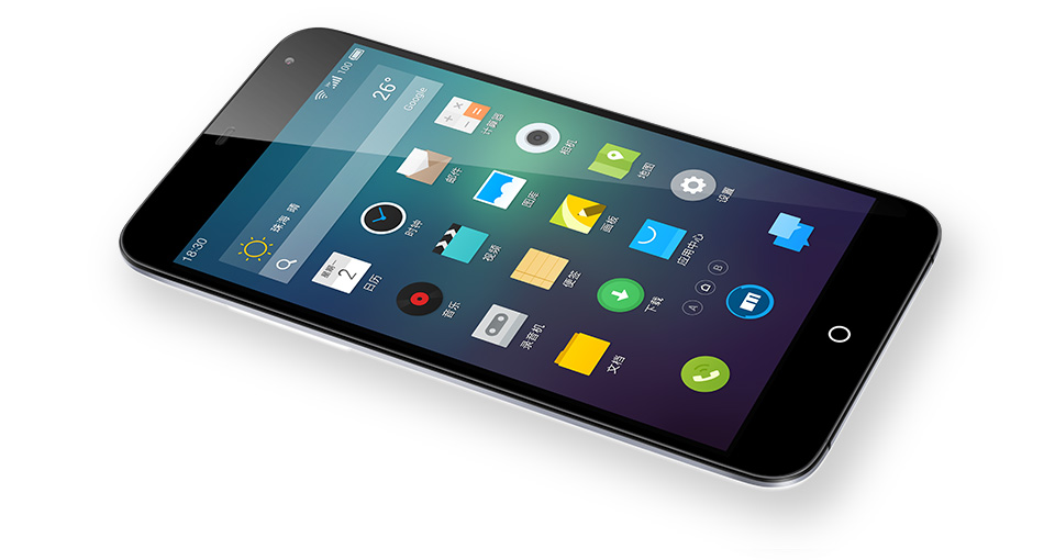 Meizu เปิดตัว MX3 สมาร์ทโฟนจอ 5.1 นิ้ว 1080p พื้นที่เก็บข้อมูล 128 GB ในราคาสองหมื่นบาท