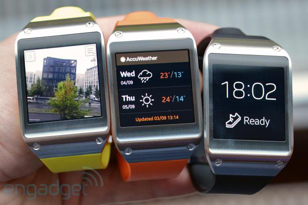 Samsung เปิดตัว Galaxy Gear สมาร์ทวอทช์จอ 1.63 นิ้ว พร้อมกล้องถ่ายรูปในตัว แบตใช้ได้ 1 วัน