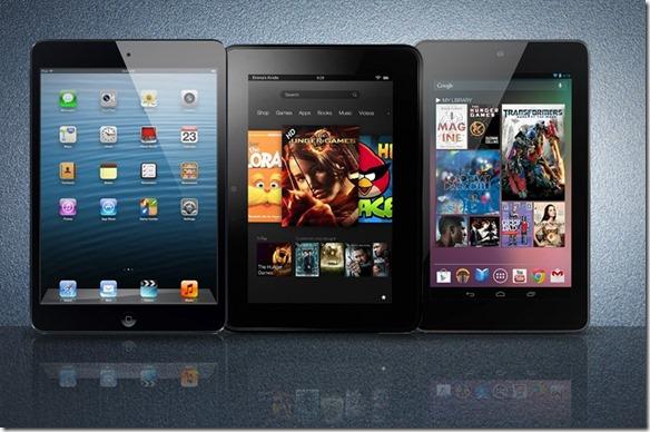 ผลวิจัยจาก ABI : แท็บเล็ต Android ทำส่วนแบ่งและรายได้เหนือ iPad ได้เป็นครั้งแรก