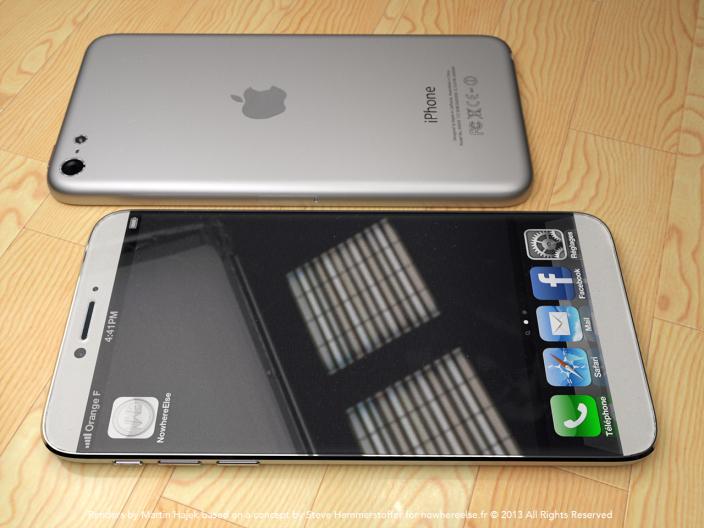 [ลือ] Apple กำลังพัฒนา iPhone จอใหญ่สุดถึง 6 นิ้วอยู่ คาดได้เห็นในอีก 1-2 ปีข้างหน้า