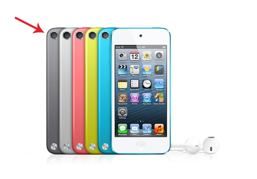 Apple เพิ่มสี Space Grey ให้ iPod Touch, iPod nano และ iPod Shuffle รับการเปิดตัว iPhone 5S และ 5C