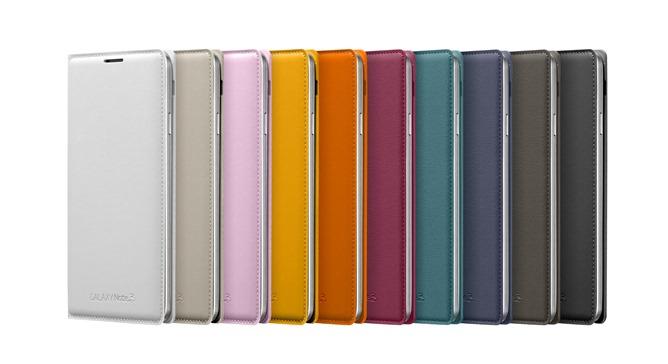 nexusae0 Galaxy Note3 FlipCover 005 Front set thumb