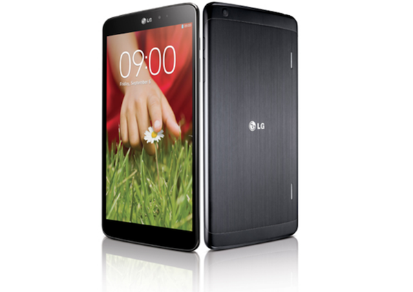 LG เปิดตัว G Pad 8.3 อย่างเป็นทางการก่อนงาน IFA เริ่มจำหน่ายไตรมาส 4 นี้