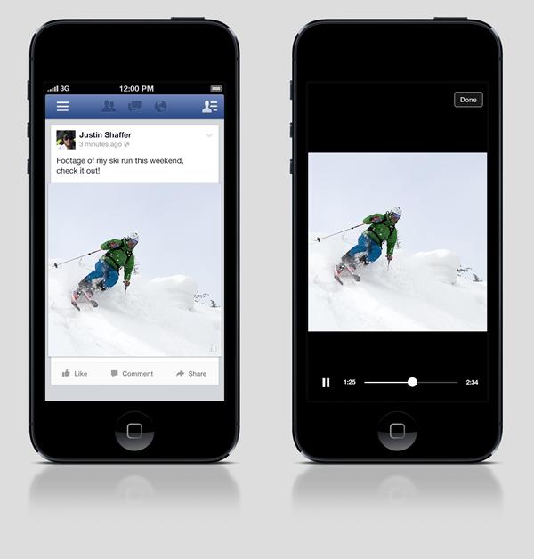 Facebook กำลังทดสอบฟีเจอร์การเล่นวิดีโอแบบอัตโนมัติจากแอพบนมือถือ เตรียมเปิดให้ใช้งานเร็วๆ นี้