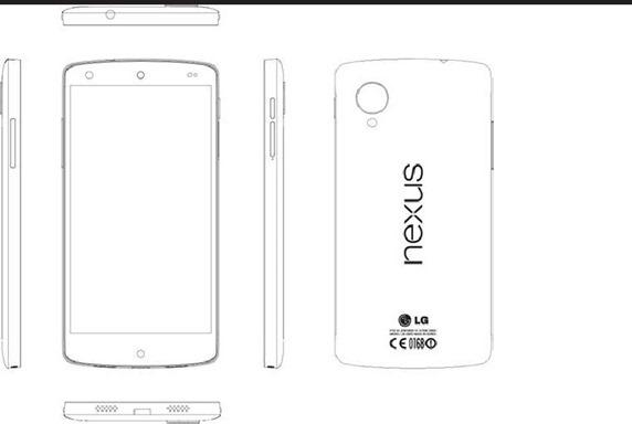 หลุดเอกสารคู่มือ Nexus 5 จากภายใน เผยรายละเอียดทุกอย่างแบบหมดเปลือก