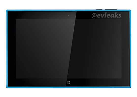 เจอแน่นอน รูปเพรส Nokia Lumia 2520 แท็บเล็ต Windows RT ตัวแรกจาก Nokia