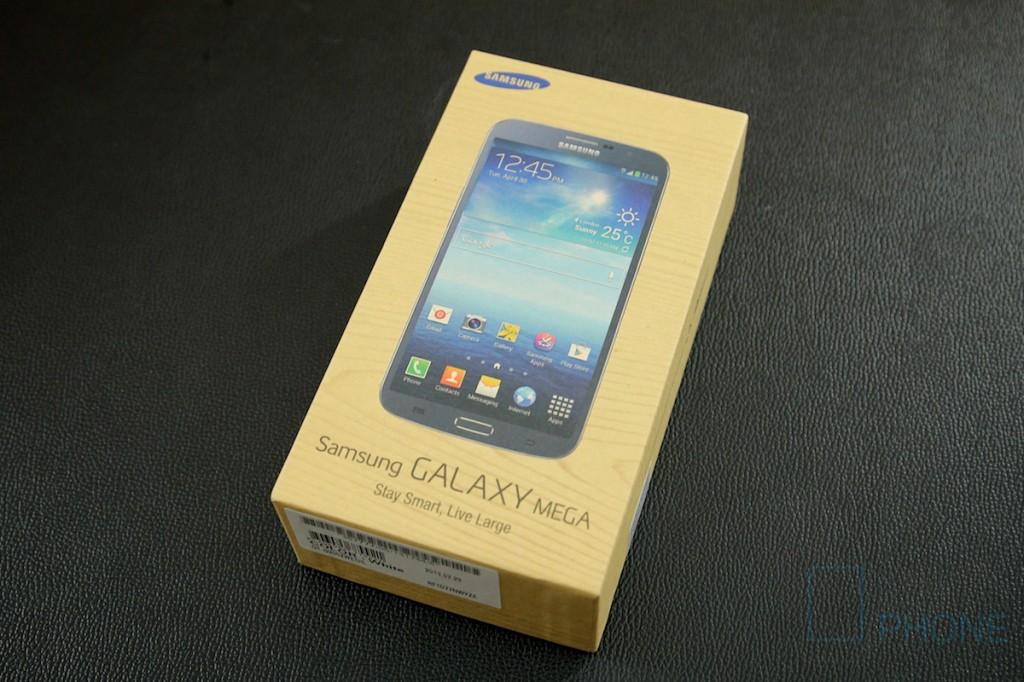 พรีวิว Samsung Galaxy Mega 6.3 สมาร์ทโฟนจอใหญ่เบิ้มในราคาระดับกลางๆ