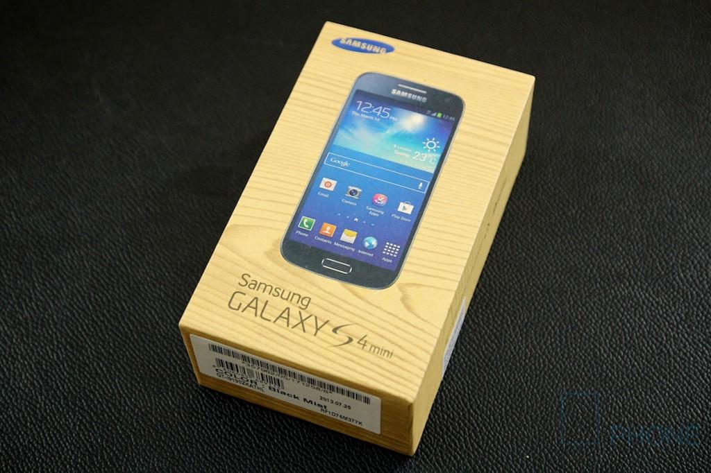 พรีวิว Samsung Galaxy S4 mini สมาร์ทโฟนรุ่นมินิขนาดกะทัดรัด
