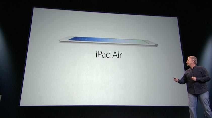 Apple เปิดตัว iPad Air และ iPad mini with Retina Display อย่างเป็นทางการ