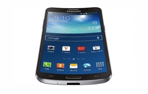 Samsung Galaxy Round เป็นผลิตภัณฑ์รุ่นทดลอง จะวางขายในจำนวนจำกัด