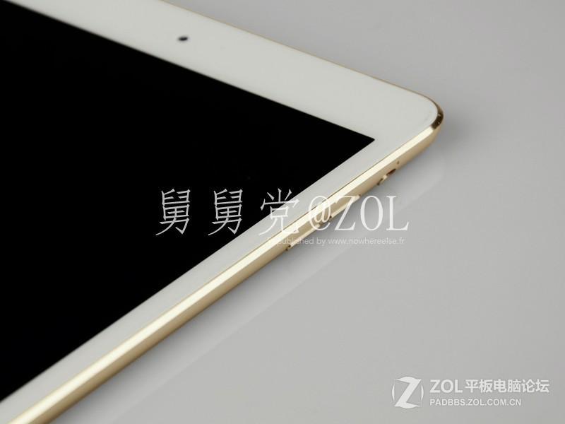 ภาพหน้าตา iPad mini 2 สีทองระยะสุดท้ายก่อนงานเปิดตัว มาพร้อมปุ่มโฮมมี TouchID