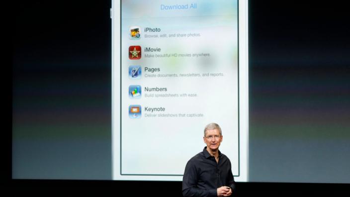 Apple เริ่มคืนเงินให้คนที่ซื้อแอพกลุ่ม iWork และ iLife สำหรับผู้ที่ซื้อ iDevice ใหม่หลังวันที่ 1 กันยายนแล้ว
