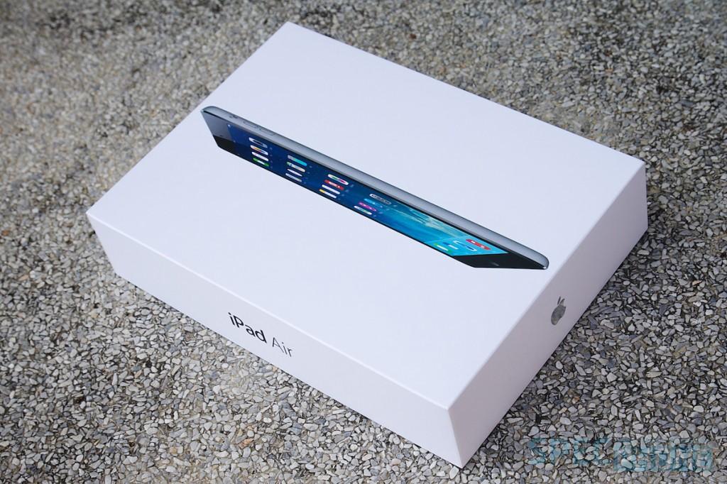 รีวิว iPad Air กับโฉมใหม่สุดบางเบา ที่ได้จับแล้วต้องร้องว้าว !!