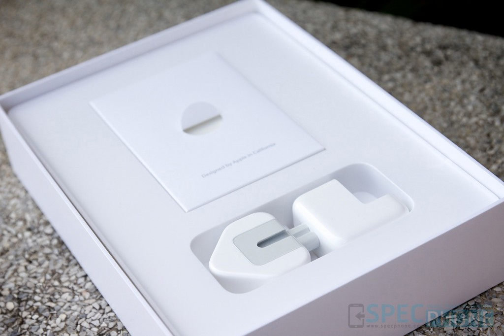 Review iPad Air Specphone 0321