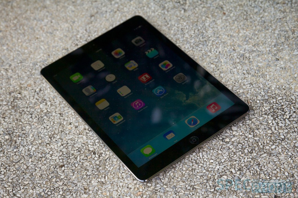 Review iPad Air Specphone 0371