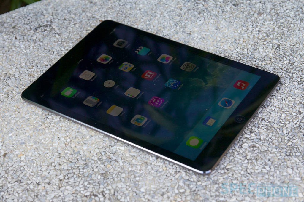 Review iPad Air Specphone 044