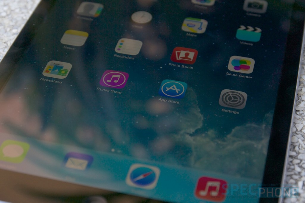 Review iPad Air Specphone 0461