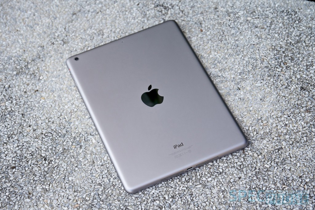 Review iPad Air Specphone 0521