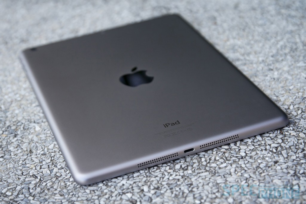 Review iPad Air Specphone 0541